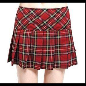 Tripp NYC Plaid Skirt-NWOT